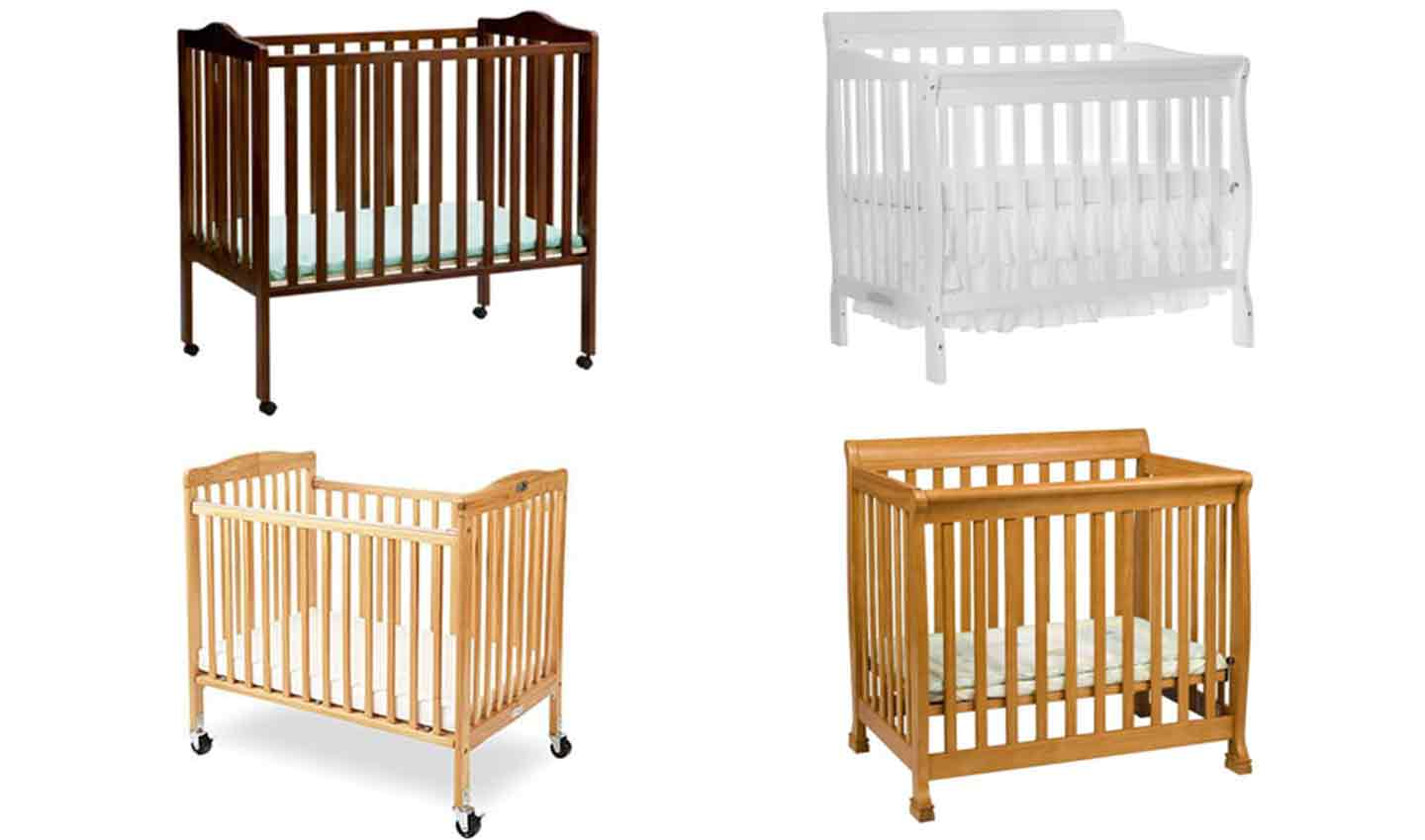 The 5 Best Small Baby Cribs To Buy In 2019