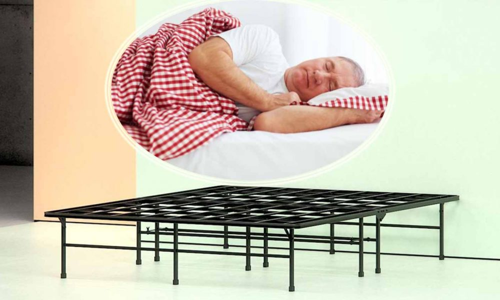 The 10 Best Bed Frames For Heavy Person To Buy In 2019