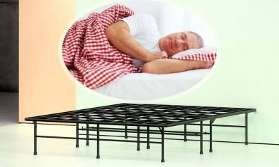 Best Bed Frames For Heavy People