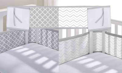 Best Breathable Crib Bumper
