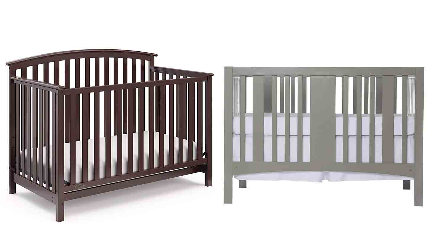 The 10 Best Cheap Cribs To Buy In 2019 For Under 200 Dollars