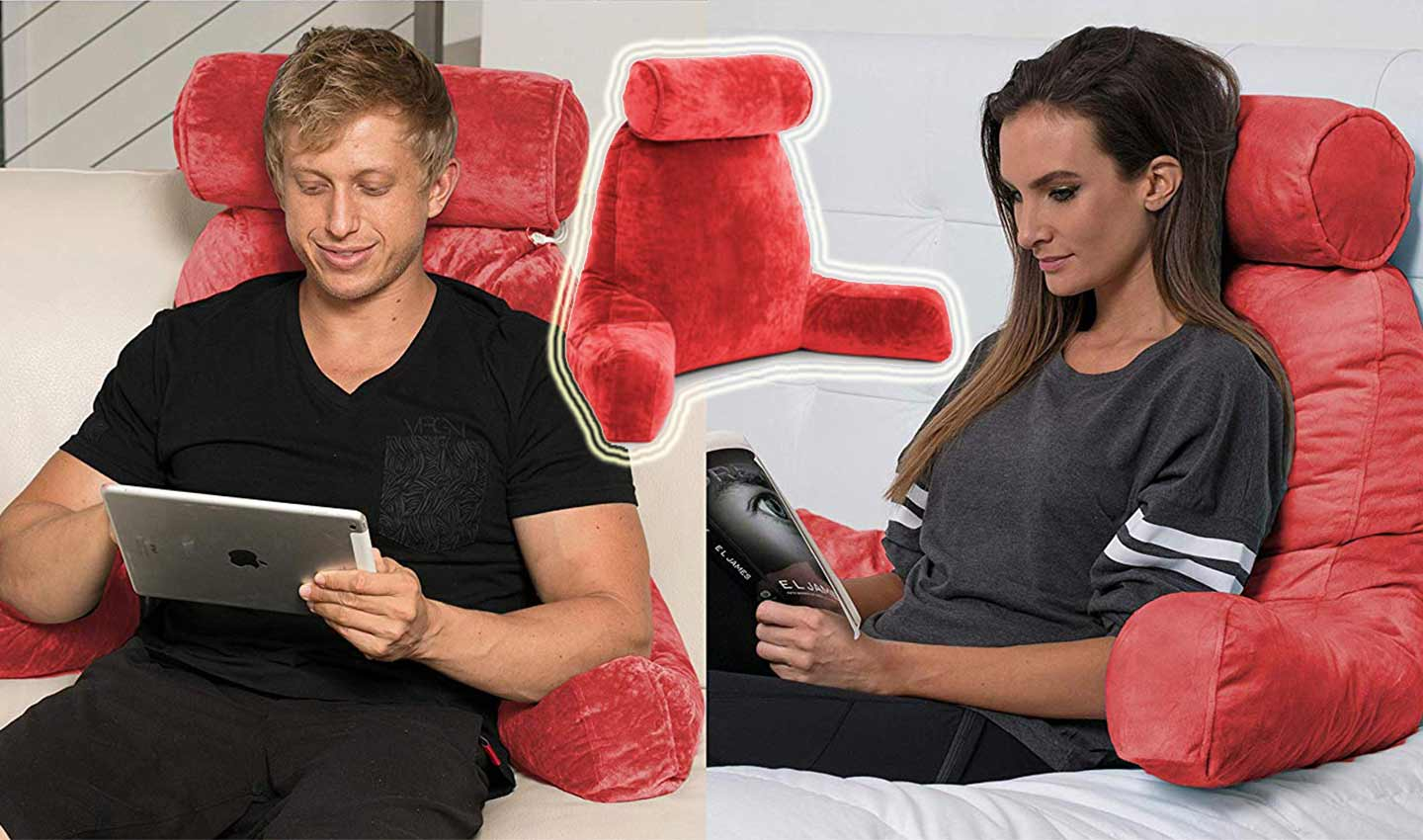 Picture of: The 5 Best Husband Pillows To Buy In 2020 Sleep Reports