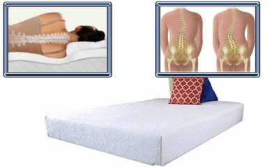Best Mattresses For Scoliosis Sufferers