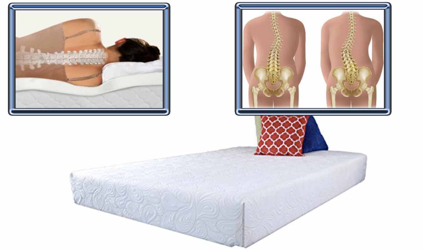 The 2 Best Mattresses For Scoliosis To Buy In 2019