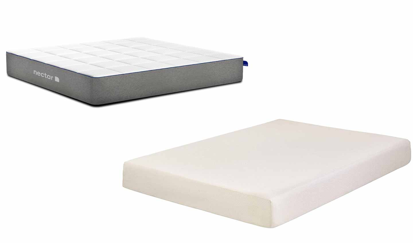 The 10 Best Memory Foam Mattresses To Buy In 2019