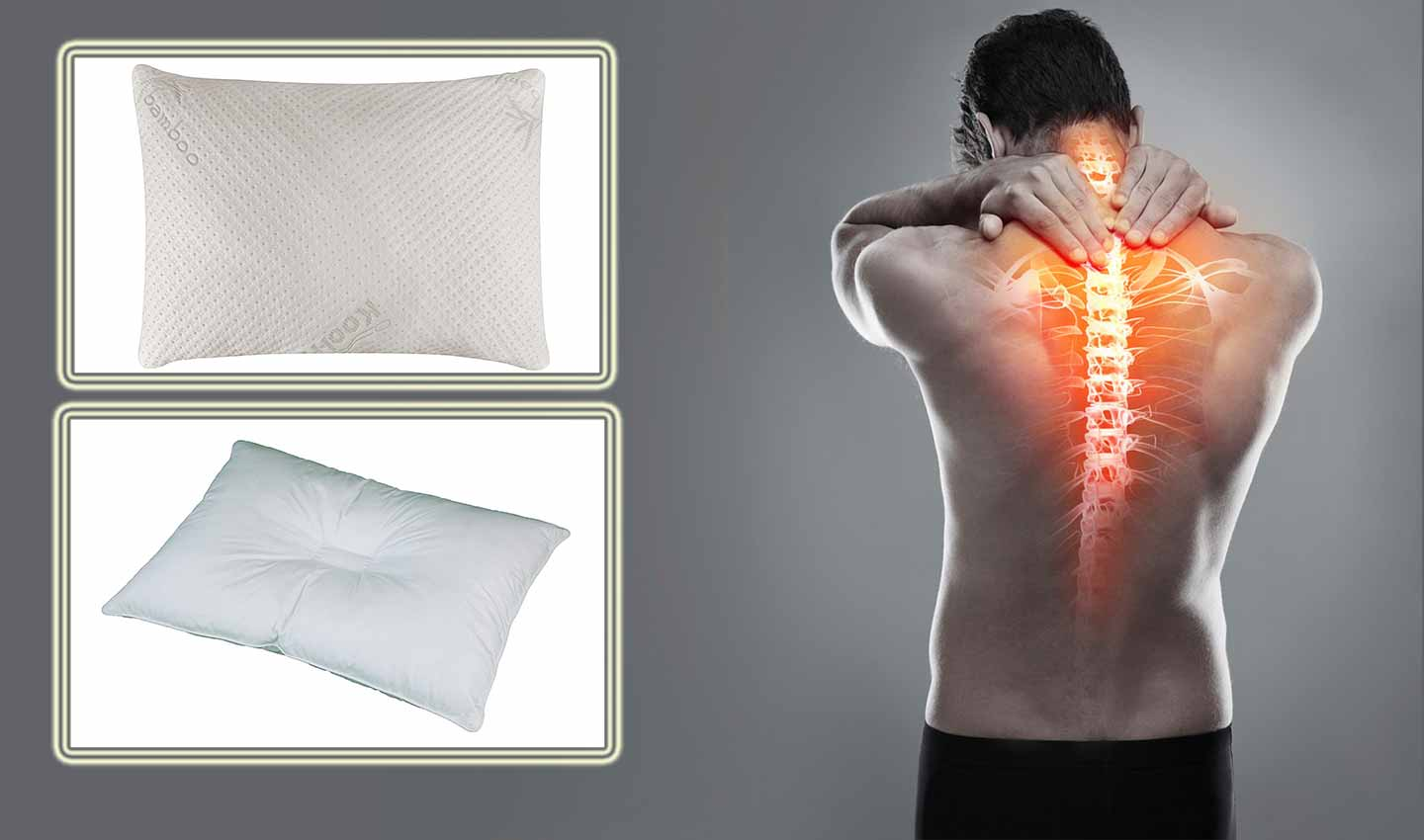 The 10 Best Pillows For Back Pain Relief Updated 2019