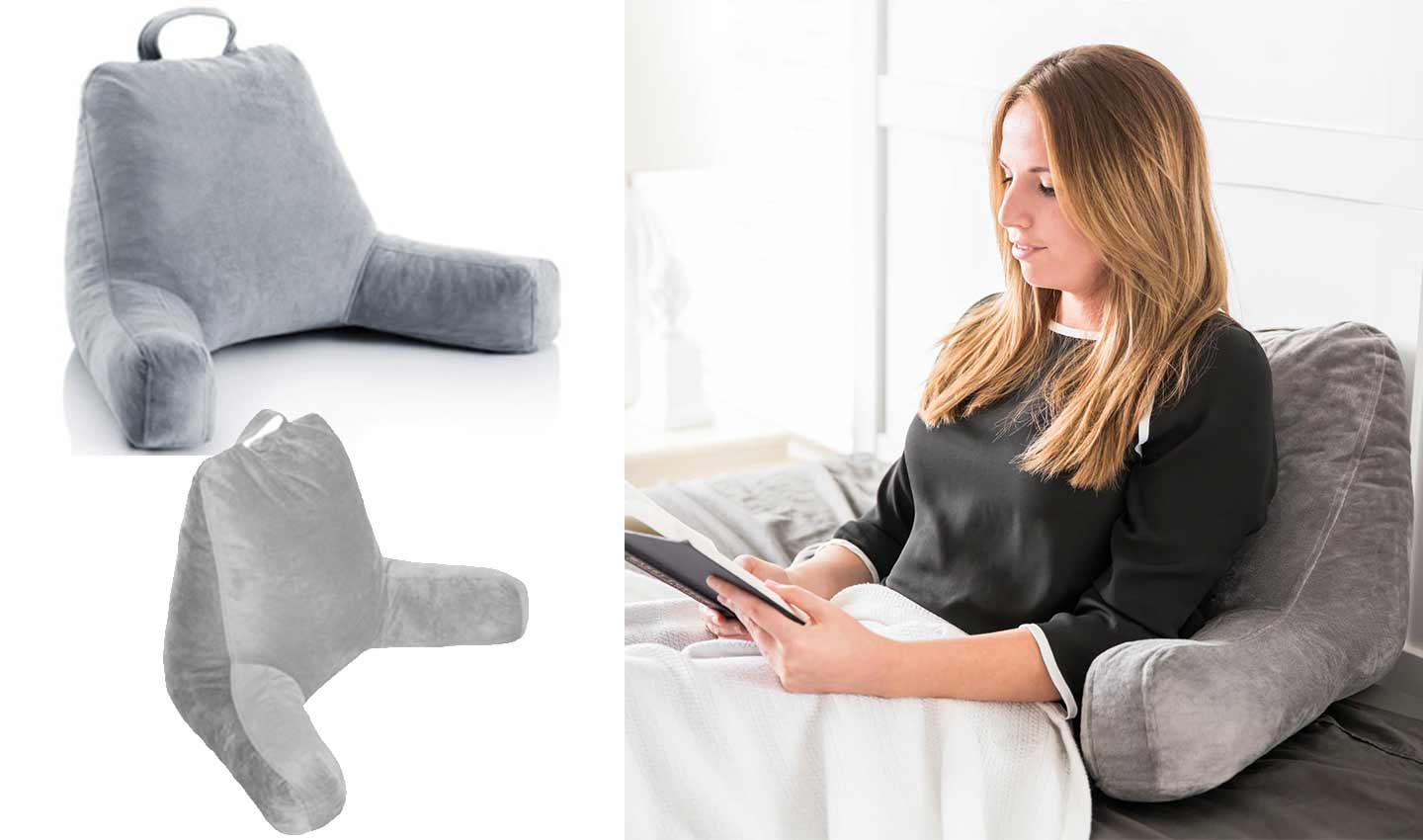 The 10 Best Reading Pillows To Buy In 2019 Updated