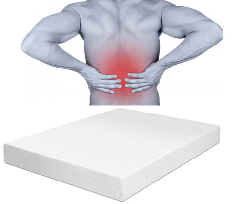 can mattress toppers cause back pain