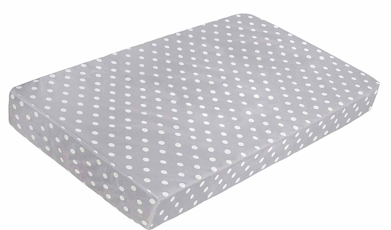 Milliard Memory Foam Crib Mattress Reviews 2019 Updated