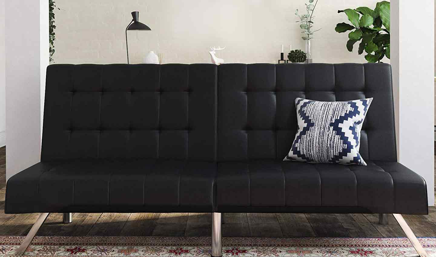 Top Rated 10 Most Comfortable Futon To In 2019
