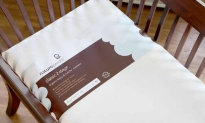 Naturepedic No Compromise Crib Mattress