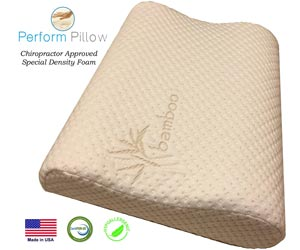 Perform-Memory-Foam-Pillow