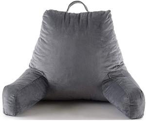 Red Nomad Shredded Foam Reading Pillow