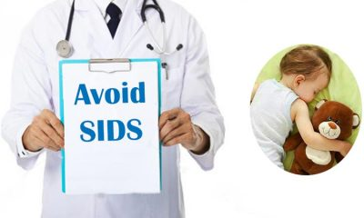 Risk Of Sudden Infant Death Syndrome Sids