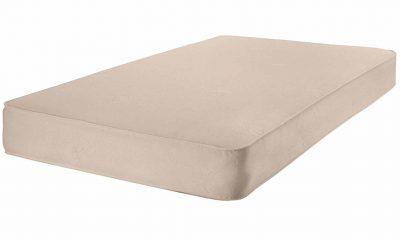 Sealy Cotton Cozy Rest 2 Stage Infant Toddler Crib Mattress