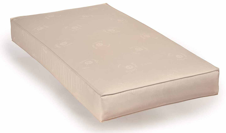 Tempurpedic Vs Sleep Number >> Sealy Soybean Serenity Foam-Core Infant/Toddler Crib Mattress Review