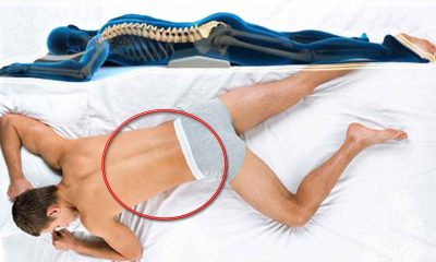 Why Sleeping On Your Stomach Is Bad