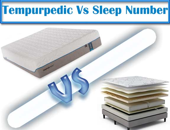 Tempurpedic vs. Sleep Number Comparison