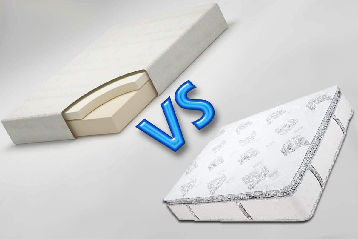 Tempurpedic Vs Sleep Number >> Memory Foam vs. Orthopedic Mattress - Which Mattress Should You Buy?